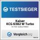 Газова варильна поверхня Kaiser KCG 6382 W Turbo