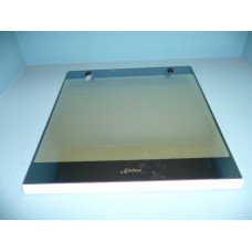 Крышка стеклянная белая Kaiser 9040585
