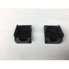 Верхние фиксаторы внутреннего стекла на плиты шириной 60 см. Kaiser 8028450_8028449