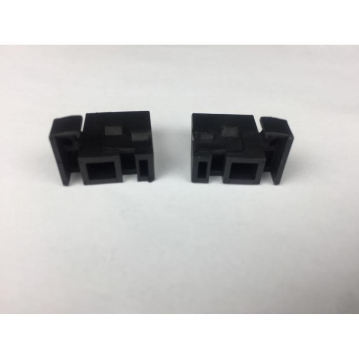 Нижні фіксатори внутрішнього скла на плити шириною 60 см Kaiser 8028448_8028446